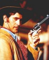 Bruce as Brisco County, Jr.