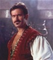 Playing Autolycus in Herc&Xena series