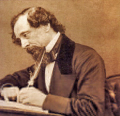 Charles Dickens' picture from his Wikipedia article.