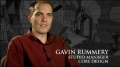 Gavin is being interviewed in a Gametap documentary in 2007