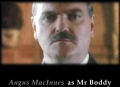 As Mr. Boddy in the game Clue (1994).