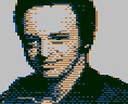 Portrait from The Institute (1983, Atari 8-bit)