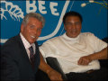 Buffer and Muhammad Ali (from his official website).