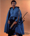 "As Lando Calrissian in ""The Empire Strikes Back"""