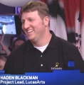 2008 - X-Play E3 interview about Force Unleashed.