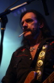 Lemmy performing live, May 2005 (Copyright Mark Marek Photography ©2007).