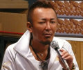 Toshihiro Nagoshi at the TGS (October 2008)