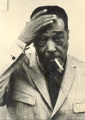 1965 photo of Duke Ellington by Wikipedia user Dontworry