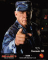 Ric Flair as Commander Hill in Command & Conquer: Red Alert 3 - Uprising (2009)