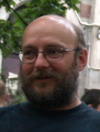 Tadeusz Zuber in 2007 during an earth series fan meet-up
