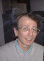 Didier Bouchon at IGDA Paris meeting<br><small>IGDA Paris (Oct 2002)</small>