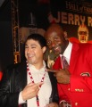 Dan (left) & Jerry Rice (right) 2010