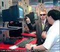 SegaSoft presenter Greg Becksted talks to Paul Leong about Heat.source: sfgate.comcredit: Laura Noel (June 1997)