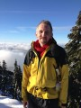 Chris Battson on Grouse MountainVancouver 2014