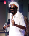As Snoop Lion in Toronto, Canada (August 2012).