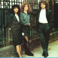 Nadia Singh (l), Lesley Mansfield and Simon Harvey from Headlines PR, 1988. Source: ST Action 1988/7