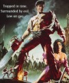 "Cca. 1992<br><small>(source: ""Army of Darkness"" movie, DVD cover)</small>"