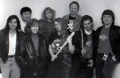 Circa 1995  Back row: Sung Moon Kwon, Barbara Meyers, Michael Shirley  source: Road Rash 3 (manual)