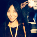 Samantha Kim <br> circa 2010's <br> <small>source: LinkedIn profile picture</small>