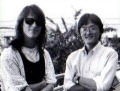"Circa 1991, Eric Knopp and Michael Kosaka (right)<br><small>source: <i><moby game=""Skate or Die: Tour de Thrash"">Skate or Die: Tour de Thrash</moby></i> manual</small>"