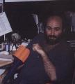 Mike when he was working on Escape from Monkey Island