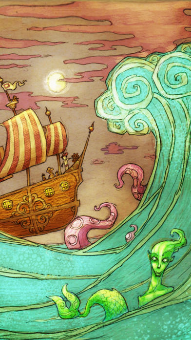 The Daring Mermaid Expedition Screenshot