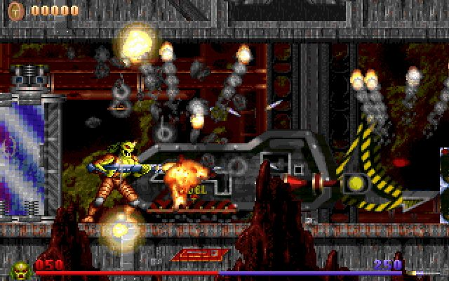 Alien Rampage Screenshot