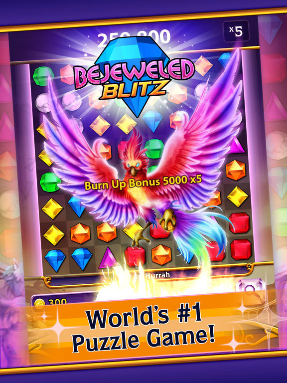 Bejeweled: Blitz Screenshot