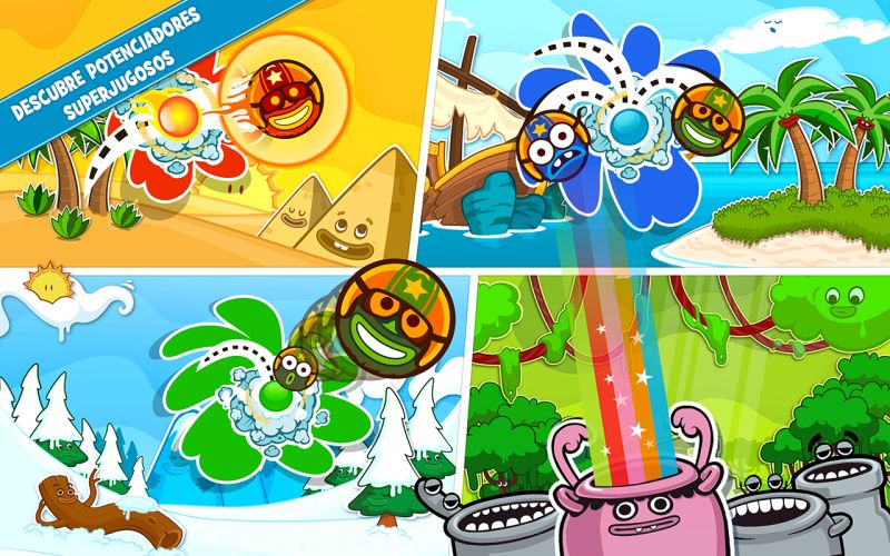 Papa Pear Saga Screenshot Google Play