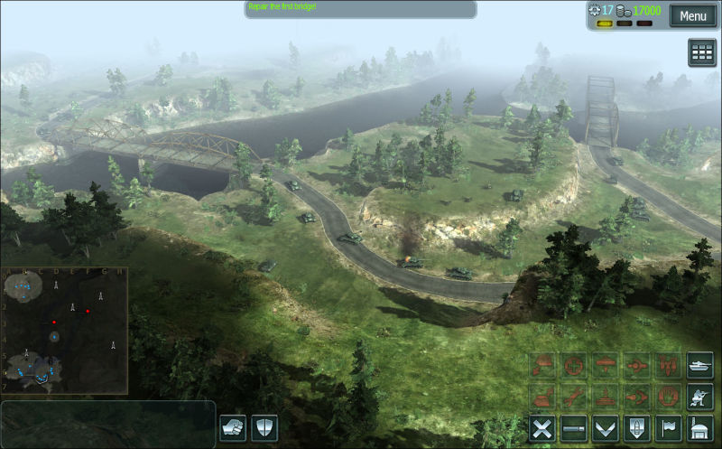 Timelines: Assault on America Screenshot