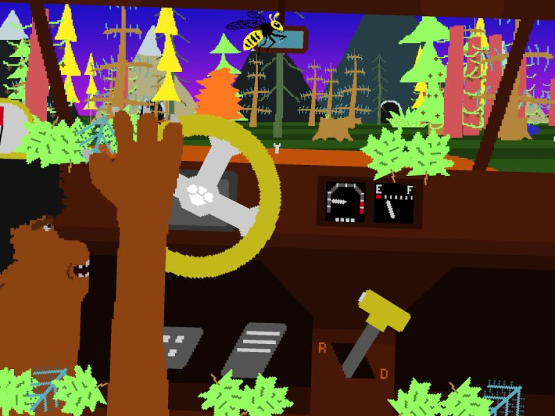 Enviro-Bear 2000: Operation: Hibernation Screenshot