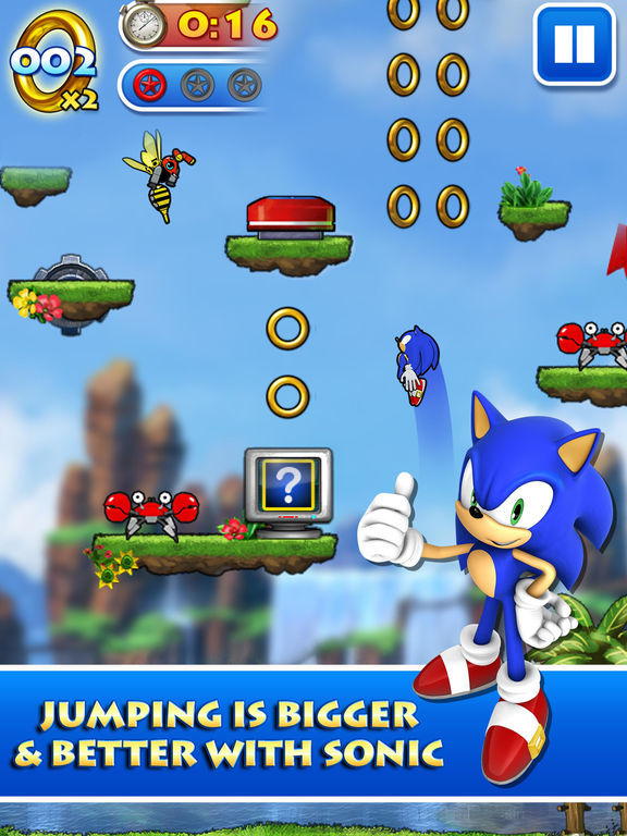 Sonic Jump Other