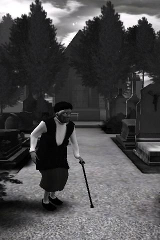 The Graveyard Screenshot
