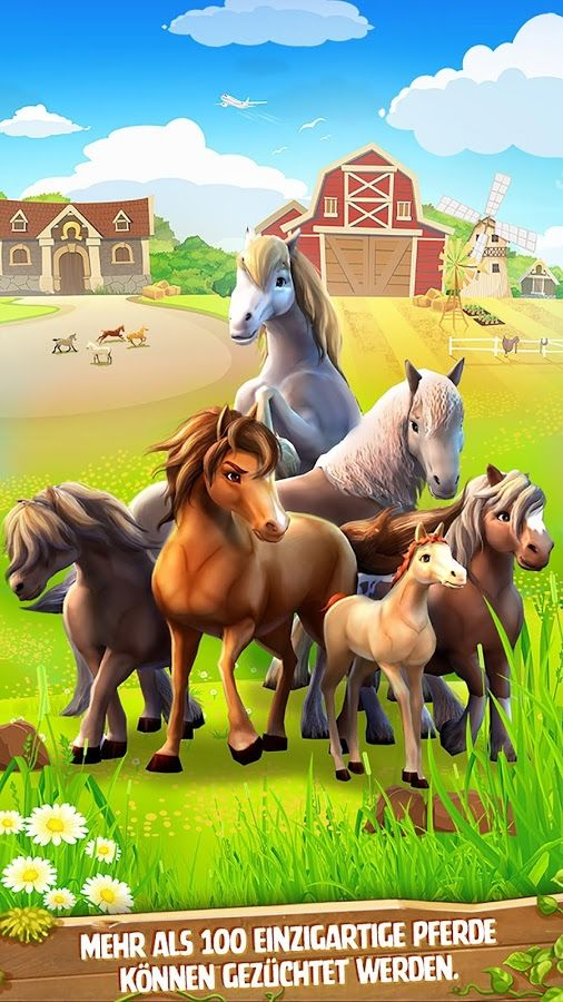 Horse Haven World Adventures 2015 Promotional Art Mobygames