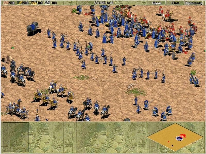 Age of Empires Screenshot