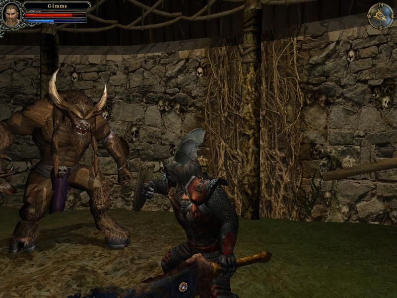 Dungeon Lords Screenshot