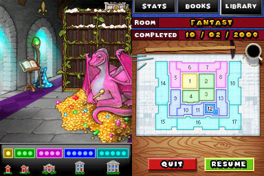 Bookworm Deluxe Screenshot