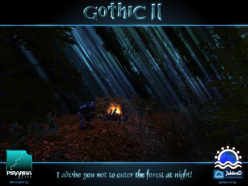 Gothic II: Night of the Raven Wallpaper 1600x1200