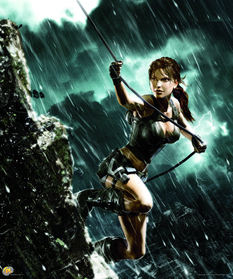 Tomb Raider Underworld: Jungle Pants Outfit by lady-zomkie