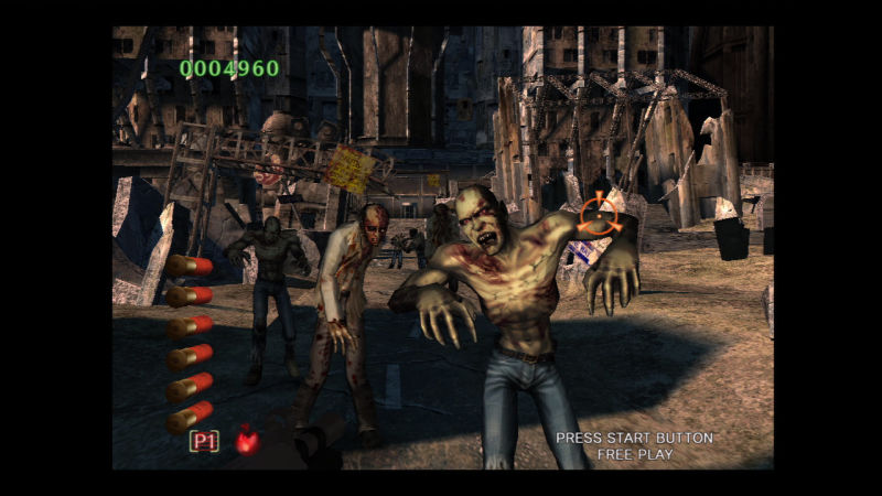 The House of the Dead III Screenshot