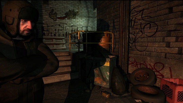 The Darkness Screenshot
