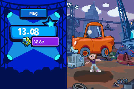 Guinness World Records: The Videogame Screenshot