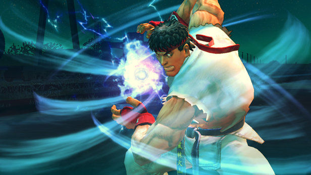 Street Fighter IV (Collector's Edition) Screenshot