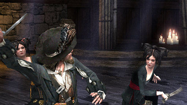 Disney Pirates of the Caribbean: At World's End Screenshot