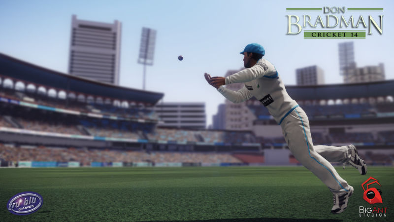Don Bradman Cricket 14 2015 Promotional Art Mobygames