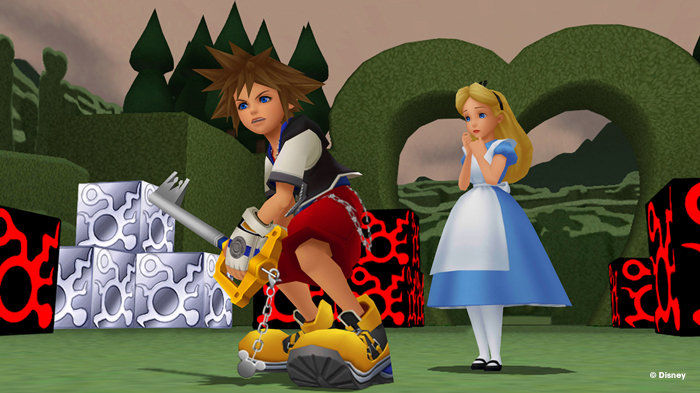 Kingdom Hearts HD II.5 ReMIX Screenshot