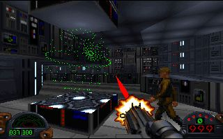 Star Wars: Dark Forces Screenshot