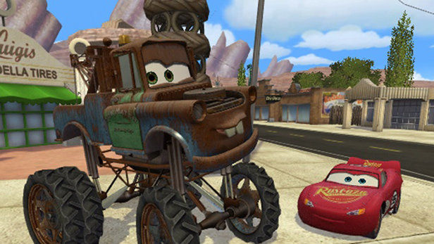 Disney•Pixar Cars: Mater-National Championship Screenshot