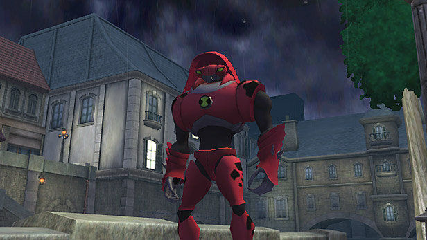 Ben 10: Ultimate Alien - Cosmic Destruction Screenshot