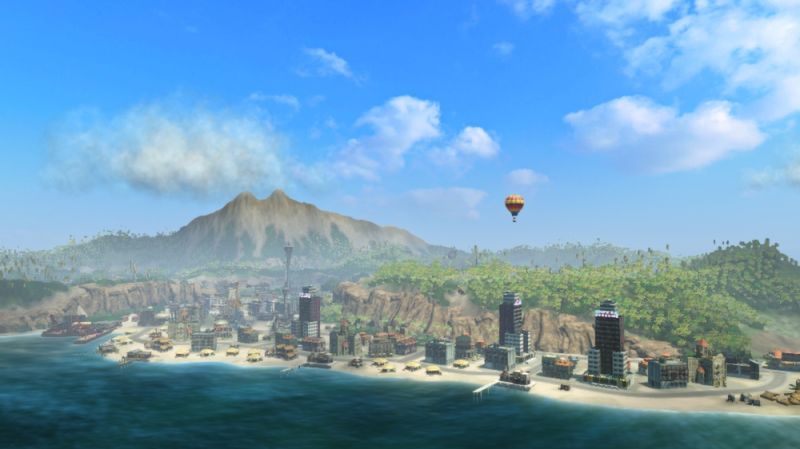 Tropico 4: Plantador Screenshot